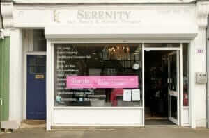 external-view-of-serenity-hair-and-beauty-salon